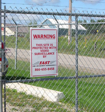 VIDEO SURVEILLANCE AND SITE SECURITY